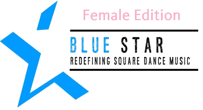 Female Blue Star logo